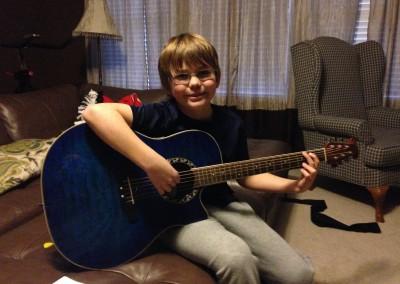Colton M. - Guitar