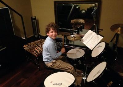 Ely M. - Drums