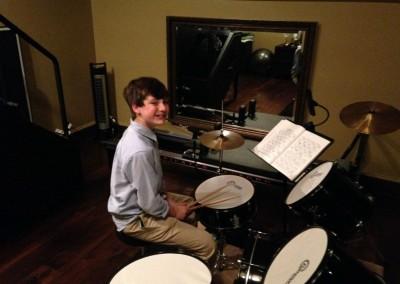 Flynn M. - Drums