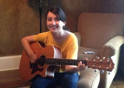 Erin S. - guitar