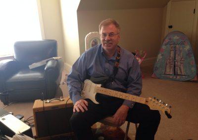 Wayne B. - Guitar