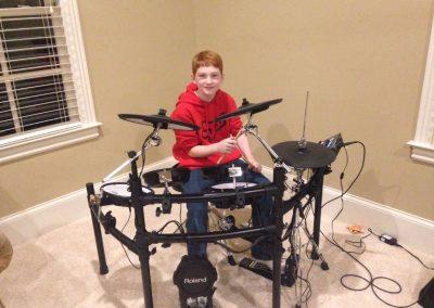 Quinn S. - Drums