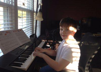 Jack J. - piano