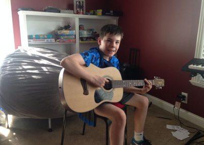Joseph J. - guitar