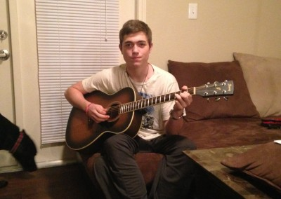 Jackson H. - Guitar