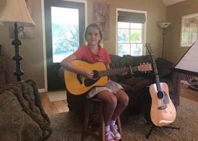 Jade T. - guitar