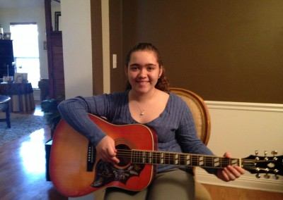Olivia C. - Guitar
