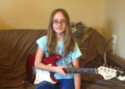Sydney N. - Guitar