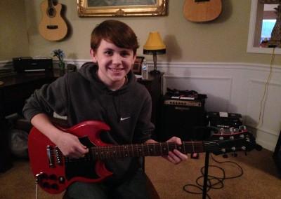 Tyler C. - Guitar