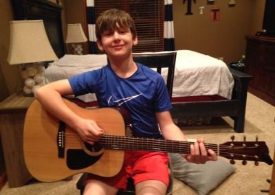 Cooper B.  - guitar