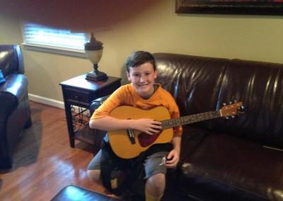 Will C. - guitar