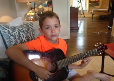 Ben T. - guitar