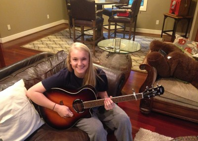 Lauren P. - guitar